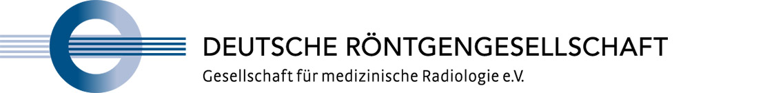 Logo DRG - Deutsche Röntgengesellschaft